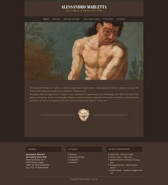 www.alessandromarletta.com Zero, Web Design, Design Web, Website Designs, Site Design