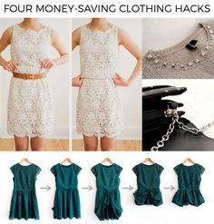 MONEY-SAVING CLOTHING HACKS | eBay #eBayGuides2016 #CG #ad
