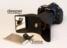 Transform A DSLR Or Smartphone Camera Into A 3D Camera With Kúla (video)