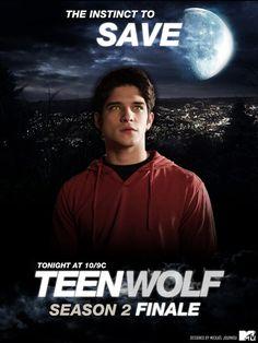 Scott - Teen Wolf Season 2 Finale poster by FastMike on DeviantArt