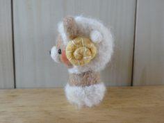 【~のあわん日和~】Feltneedle wool