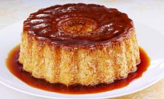 Pudim de ovos e caramelo    O Pudim de Ovos e Caramelo é uma das sobremesas mais populares na gastronomia portuguesa.    Tempo de preparação:30 min   Tempo total: