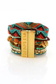 Hipanema Peyote Stitch Bracelet