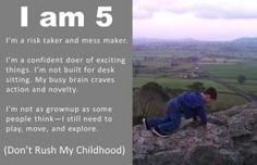 I am 5 Poster (Download & Print) - Explorations Early Learning Shop
