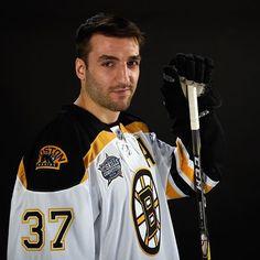 Your #NHLAllStar, Patrice Bergeron.