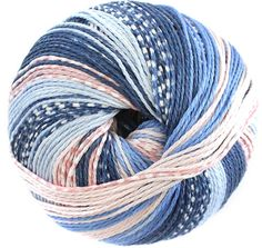 KIMERA : fil 100% coton égyptien imprimé