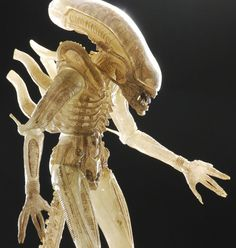 NECA Aliens Series 7 Concept Big Chap 1
