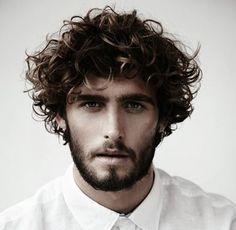 cabelo cacheado masculino - Pesquisa Google
