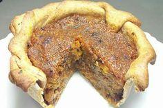 Deep Dish Sweet NoTato Pie w/ Butternut Squash and Spelt Crust  #AHealthyCrush Crush Foster