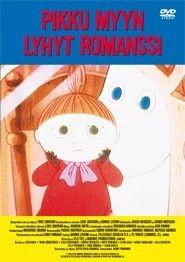 Muumit: Pikku Myyn lyhyt romanssi (DVD)