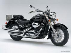 Suzuki Intruder C800 9.299 euros