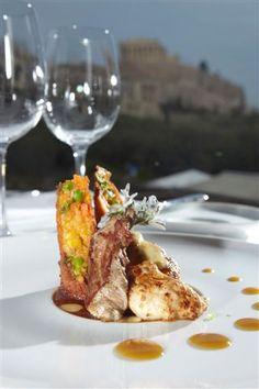 Dionysos Restaurant,   Greek Food,   Athens Greece