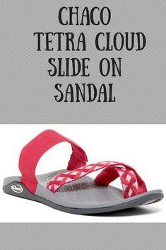 8f8aac1e95bb Chaco Tetra Cloud Slide on Sandal  chaco  active  sandal  tetra  ad