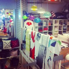Funkle textiles at Kreativ Interiør #kreativinterior #funkle