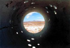 Nancy Holt | nancy holt sun tunnels