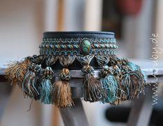 Tuareg Halsbänder