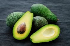 Avocados are full of nutrients like potassium and vitamins B1, B2, B3, C and E.