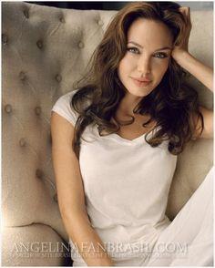 Angelina Jolie - 2007 Cliff Watts photoshoot