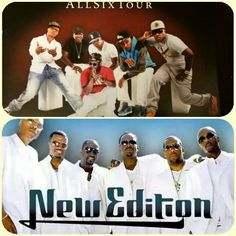 The Men of New Edition