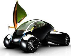 Mutant-X, Electric Cars, Zero Emission car, futuristic car