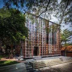 Bangkok Project Studio : The Wine House - ArchiDesignClub by MUUUZ - Architecture & Design