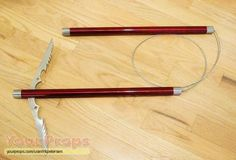 cane weapons | Daredevil (2003) , Daredevil Cane Weapon Pair