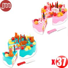 Find More Kitchen Toys Information about New 37 PCS DIY Kitchen Toys Birthday Cakes Pretend Play Blue Pink Cutting Knife Educational Learning Tools for Girl Kid Tracking,High Quality toy mixer,China toy landscapes Suppliers, Cheap tool shelf from M&J Toys Global Trading Co.,Ltd on Aliexpress.com