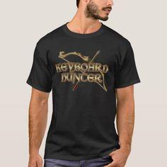 Shop Keyboard Hunter MMORPG Tee created by BlueRose_Design. Pvp, Mixer, Keyboard, Shirt Style, I Shop, Shirt Designs, Tees, Mens Tops, T Shirt