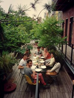 Perfect morning at the terrace of Stout&Co - Amsterdam #stout_co #terrace #bedandbreakfast #amsterdam www.stout-co.com