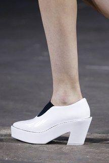 Alexander Wang Spring/Summer 2014 RTW details   Menswear inspired yet still feminine