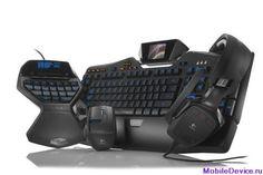 Logitech G19 - одна такая единственная на данный момент, не зря ее выпуска так ждали многие геймеры. Кажется, она вполне может побороться за титул лучшей геймерской клавиатуры. Эта модель ставит новую планку в ряду игровых клавиатур Logitech. Клавиатуры Logitech серии G довольно популярны, причем не только у фанатов виртуальных сражений, но и просто у тех, кто привык себя окружать высокотехнологичными новинками.