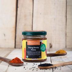 ____ Product Description: A classic tangy lemon pickle from Rajasthan. Chunks of lemon spiced with red chilly and heeng. The quintissential lemon pickle!  Q Factor: Preserved traditionally in earthen jars. No artificial preservatives, Gluten Free, Oil free.  Flavour: Succulent, spicy, sour