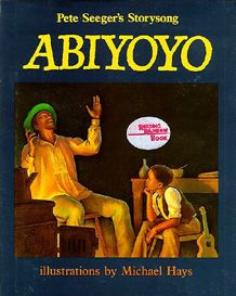 Abiyoyo by Pete Seeger: A wonderful story-song about a boy who plays a ukelele, his father who is a magician and a giant. I think this was on Reading Rainbow when I was little :) Used Books, Books To Read, Pete Seeger, Thing 1, Reading Rainbow, Elementary Music, Music Classroom, Children's Literature, World Music