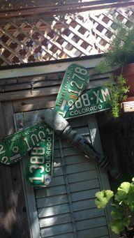 yard art ideas from junk | Yard art dragonfly