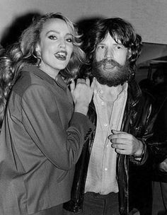Jerry Hall and Mick Jagger/ジェリー・ホール と ミック・ジャガー  Rare Photos of Famous People (125 pics)  http://japan.digitaldj-network.com/articles/13481.html