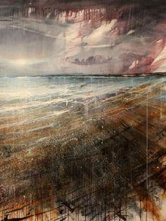 Anthony Garratt | Contemporary landscape painter