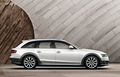 The new 2013 Audi allroad is hatch/wagon variant of the Audi powered by a turbo-charged engine that produces 211 hp and 258 lb-ft of torque. Audi Allroad, Audi Q7, 2017 Audi A4, Used Audi, Air Ride, Car Pictures, Luxury Cars, Vehicles, Specs