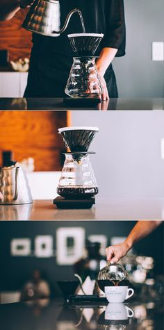 How to brew the perfect cup of coffee | VSCO