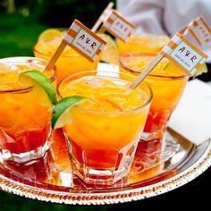 signature drink ideas