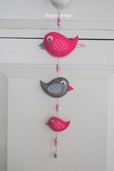 Vogelslingertje   Bogaja design