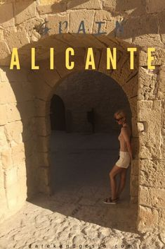 (NOT) Unusual Things to do in Alicante Spain - Top 11 must-see places! (NOT) Unusual Things to do in Alicante Spain - Top 11 must-see places! The capital of eastern Spain's Costa Blanca, Alicante is a well-known holiday r. Best Beaches In Europe, Best Places To Travel, Cool Places To Visit, Places To Go, Europe Travel Guide, Spain Travel, Travel Destinations, Murcia, Travel Around The World