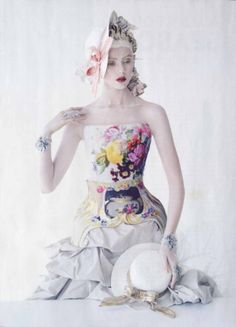 tim walker for us vogue january 12