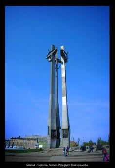 Gdańsk - Pomnik Poległych Stoczniowców