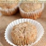 Toddler Muffins with Banana, Cream Cheese and Oatmeal - Real Life Dinner Baby Food Recipes, Snack Recipes, Cooking Recipes, Cooking Stuff, Detox Recipes, Toddler Lunches, Toddler Food, Homemade Toddler Snacks, Picky Toddler Meals