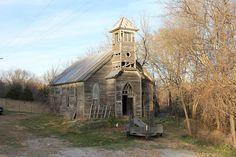 Liberty Baptist Church near Percival, IA taken by a swell photographer.