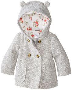 69e93cfc1 Amazon.com: Carter's Baby Girls' Infants Trans Single Jacket: Clothing Infant  Girl