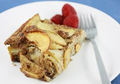 grain-free German_apple_pancake