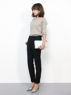 《erikoさん》を真似したい!152㎝の低身長でもおしゃれなコーデを楽しむコツ☆ | folk (2ページ)