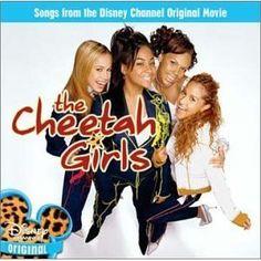 The Cheetah Girls (soundtrack) - Wikipedia, the free encyclopedia