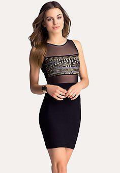 Eva Studded Dress